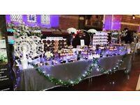 Wedding Dessert Tables   Low Fog   Indoor fireworks   Dhol & Much More