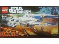 Lego Star Wars Rogue One Rebel U-wing Fighter (75155)