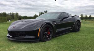 Corvette Z06 2lz 2017. 4 pneus neufs