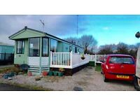 Private sale great value for money decking included perfect for family ocean edge holiday park