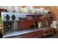 Used, La Spaziale commercial coffee machine for sale  Moseley, West Midlands