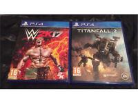 PlayStation 4 Games Bundle