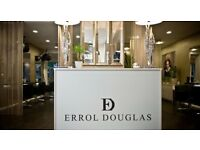 Model needed in Belgravia at high-end salon Errol Douglas