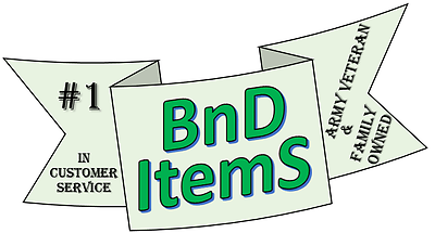 BnD Items
