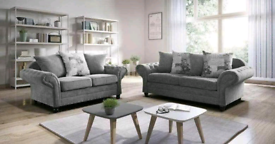 😈😈 Nicole Corner Or 3+2 Sofa