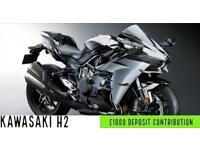2017 Kawasaki NINJA H2 XHF