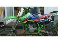Kawasaki kx 65 2001
