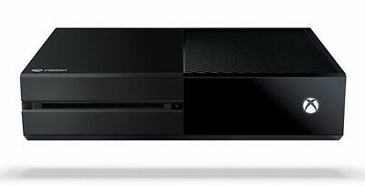 NEW Microsoft Xbox One 500 GB Black (Console ONLY)