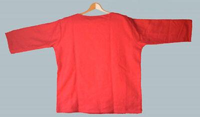 P80 - Römer Tunika (rot) für römische Legionäre