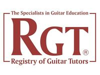 RGT Guitar Lessons/Music Tuition in West London. Hammersmith. Chiswick. Fulham. Kensington. Putney.