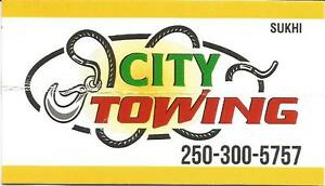 City Towing in Kelowna