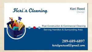 Keri's Cleaning