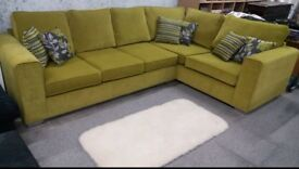 Extra Large Buckingham Corner Sofa Was £1399 Now £799