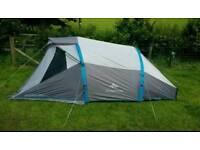 Quechua air seconds family 4 tent