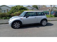 Mini One with long MoT, priced to sell