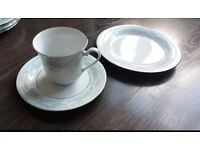 24piece Crown ming fine china