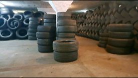 TYRES! CHEAP! QUALITY PART WORN & NEW ALL SIZES IN STOCK MBORO