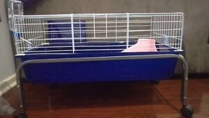 Wanted to buy. Pet rabbit guinea pig ferret cage Woodcroft Morphett Vale Area Preview
