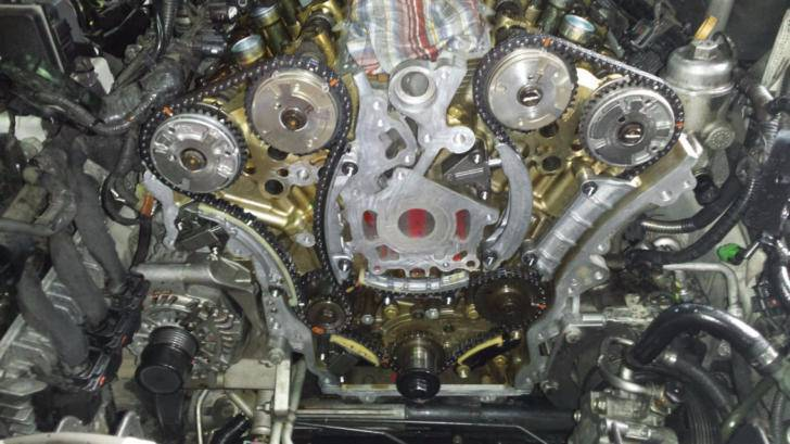 Holden Alloytec Vz Ve Vf Timing Chain Replacement Incl Labour