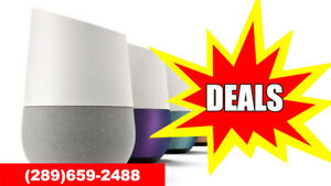 Used, Smart Assistants - Google Home, Google Home mini on Sale! for sale  Oak / Halton Region