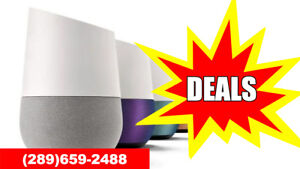 Smart Assistants - Google Home, Google Home mini on Sale!