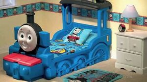 Little Tikes Thomas the Train Bed