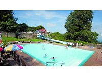 DOG FRIENDLY DEVON & CORNWALL HOLIDAYS - GREAT BEACHES - 2 POOLS - BAR - SURFING - KIDS CLUBS -WALKS