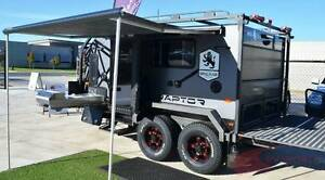 Royal Flair Raptor - Off Road caravan for the adventurer Wodonga Wodonga Area Preview
