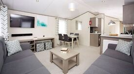 Brand new Holiday Home / static caravan for sale on coastal park in Morecambe