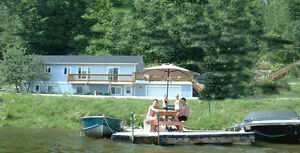 Summer Holiday Season - Waterfront cottage