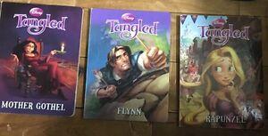 3 Disney Tangled Board Books