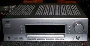 JVC RX-6042S - AV receiver - 5.1 channel