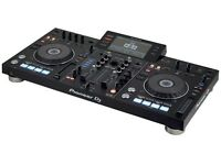 PIONEER XDJ-RX WITH ROKIT 5 SPEAKERS