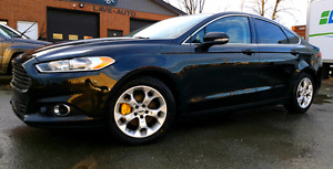 Ford Fusion Se Ecoboost 2013