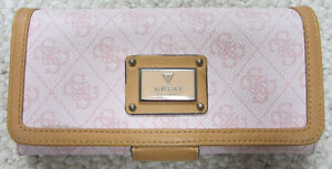 "Guess Pink ""Scandal"" Wallet"