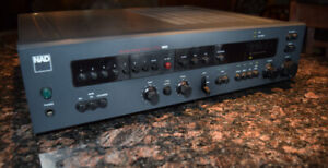 NAD 1600 Monitor Series Preamplifer