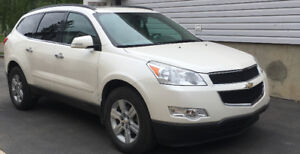 2011 Chevy Traverse ; 2LT AWD, leather interior