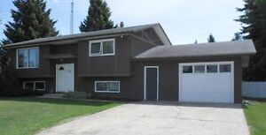 Prime location for this family home in Melfort