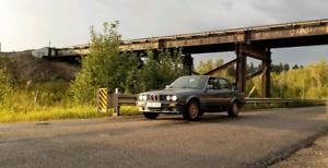 BMW E30: 1990 325i 4dr