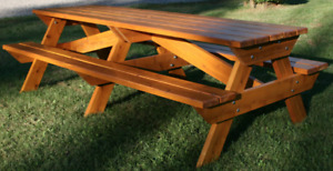 Quality Picnic Tables - NEW