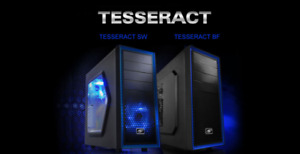 DEEPCOOL TESSERACT BF Mid Tower Computer Case