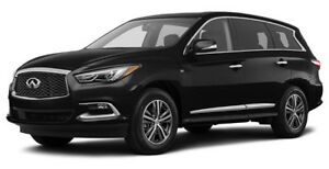 Infiniti QX60 in Black - Lease Takeover - Low KM