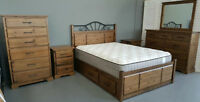 100 % CANADIAN-MADE BEDROOM FURNITURE