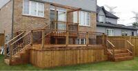 Precision Post Fences and Decks