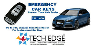 ARE YOU IN NEED OF NEW CAR KEYS?