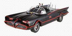 1:18 Die Cast 1966 TV Batmobile * Hot Wheels * Batman