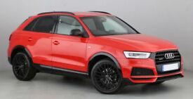Audi Q3 quattro Black Edition FROM £129 PER WEEK!