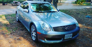 Infiniti coupe g35 2006 for sale, cheap!