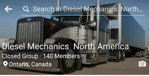 diesel , mechanic , truck ,4×4 ,trade ,free