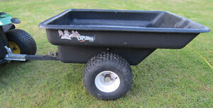 ++GARDEN TRAILER ~HEAVY DUTY ~18 C/F~Made By EQUINOX~8 Mnths OLD